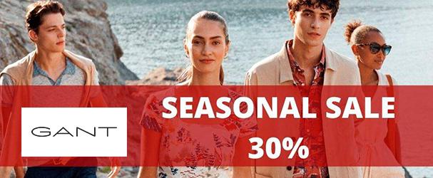 Sezónny výpredaj GANT